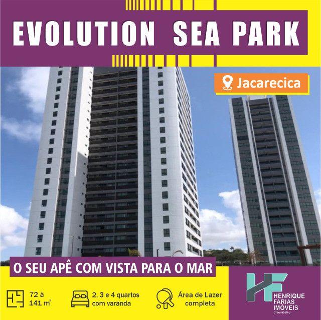 O seu apartamento à Beira Mar, o Evolution Sea Park. Venha conhecer!