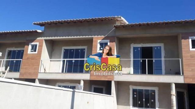 Apartamento com 2 dormitórios à venda, 96 m² por R$ 260.000,00 - Zacarias - Maricá/RJ - Foto 2