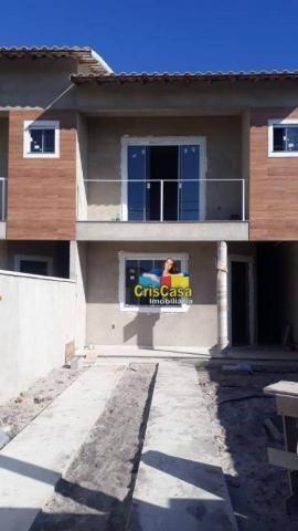 Apartamento com 2 dormitórios à venda, 96 m² por R$ 260.000,00 - Zacarias - Maricá/RJ - Foto 4