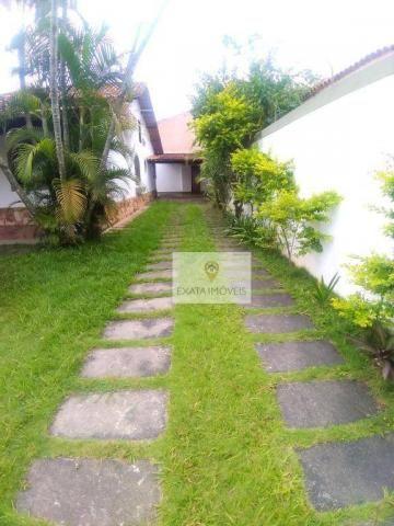 Linda casa linear em 2 terrenos de esquina, Centro/ Rio das Ostras! - Foto 8