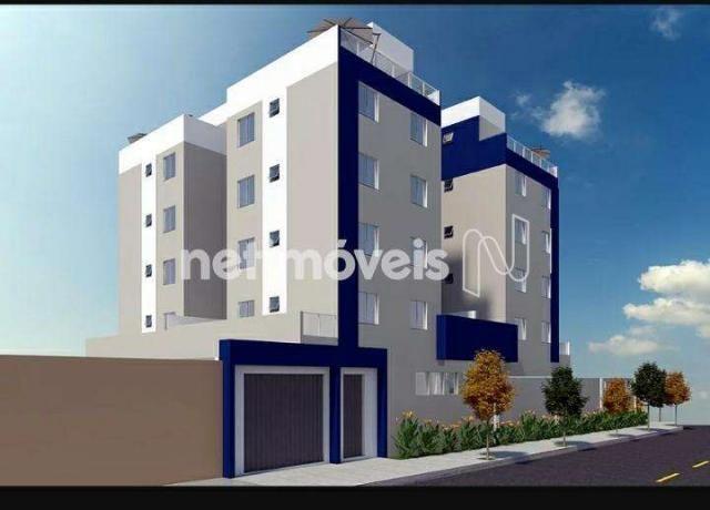 Apartamento à venda com 2 dormitórios em Alto caiçaras, Belo horizonte cod:833967