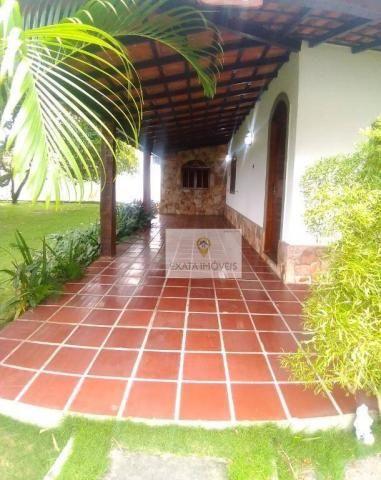 Linda casa linear em 2 terrenos de esquina, Centro/ Rio das Ostras! - Foto 5