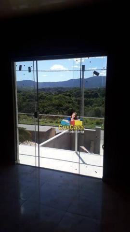 Apartamento com 2 dormitórios à venda, 96 m² por R$ 260.000,00 - Zacarias - Maricá/RJ - Foto 15
