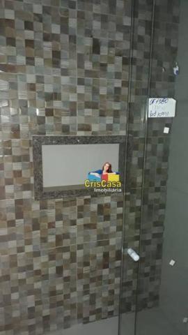 Apartamento com 2 dormitórios à venda, 96 m² por R$ 260.000,00 - Zacarias - Maricá/RJ - Foto 7