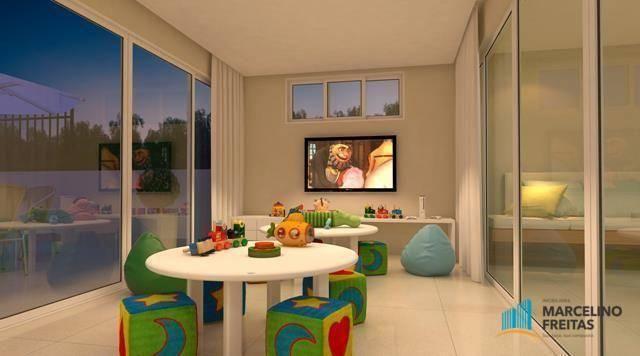 Apartamento com 3 dormitórios à venda, 71 m² por R$ 430.000,00 - Jacarecanga - Fortaleza/C - Foto 16