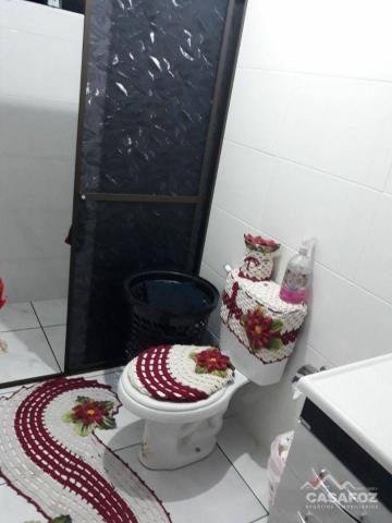 CA0107- CASA A VENDA NO JARDIM ITALIA EM FOZ DO IGUAÇU-PR - Foto 9