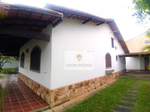 Linda casa linear em 2 terrenos de esquina, Centro/ Rio das Ostras! - Foto 7