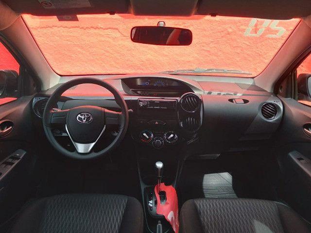 Etios 1.5 X Sedan 2020 Automático - Foto 5
