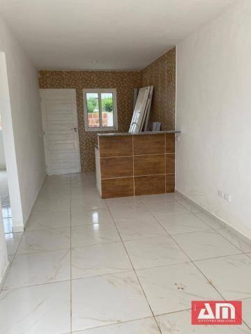 Casa com 2 dormitórios à venda, 56 m² por R$ 145.000,00 - Novo Gravatá - Gravatá/PE - Foto 7