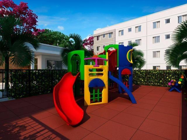 Apartamento com 2 dormitórios à venda, 39 m² por R$ 130.620,00 - Conjunto Habitacional Ana - Foto 15