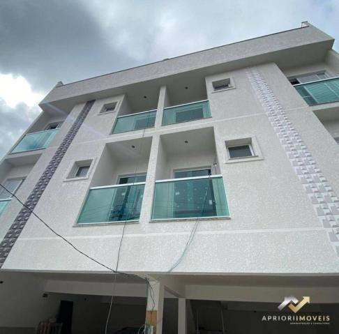 Apartamento com 2 dormitórios à venda, 43 m² por R$ 230.000,00 - Jardim Silvana - Santo An