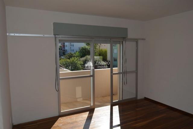 Apto Reformado 3 Dorm Suite Garagem 2 Sacadas de Frente Closet Centro - Foto 2