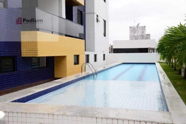 Apartamento à venda com 3 dormitórios em Estados, João pessoa cod:34091