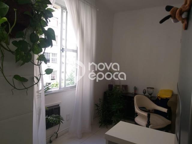Apartamento à venda com 1 dormitórios em Flamengo, Rio de janeiro cod:FL1AP42847 - Foto 9