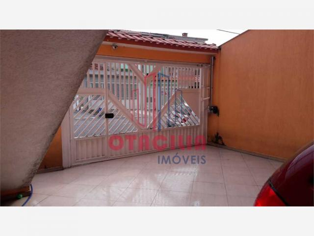 Casa à venda com 3 dormitórios em Jardim palermo, Sao bernardo do campo cod:24686