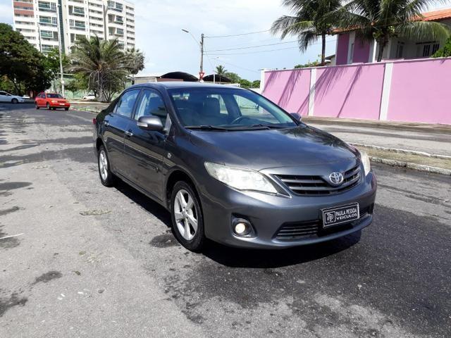 Toyota Corolla XEI automático, couro, completo, super novo - Foto 3