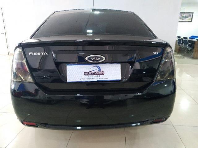 Fiesta Sedan 2012 1.6 8V 4P Flex Manual - Foto 14