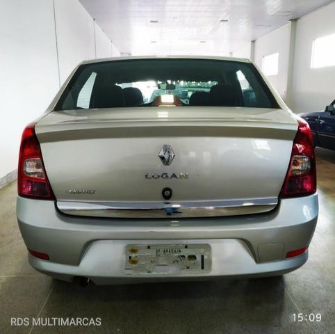 Renault Logan Expression Completo Financio Troco - Foto 6