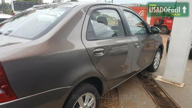 Etios Sedan X Plus Automatico Flex - Foto 2