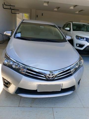 Toyota Corolla 2015 XEI 2.0 Automático Blindado Só 42.000 Km De Garagem Particular - Foto 8