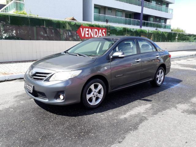 Toyota Corolla XEI automático, couro, completo, super novo - Foto 4