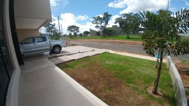 Casa Condominio Fechado, Alto Padrão com 04 Suítes, em Caldas Novas GO - Foto 4
