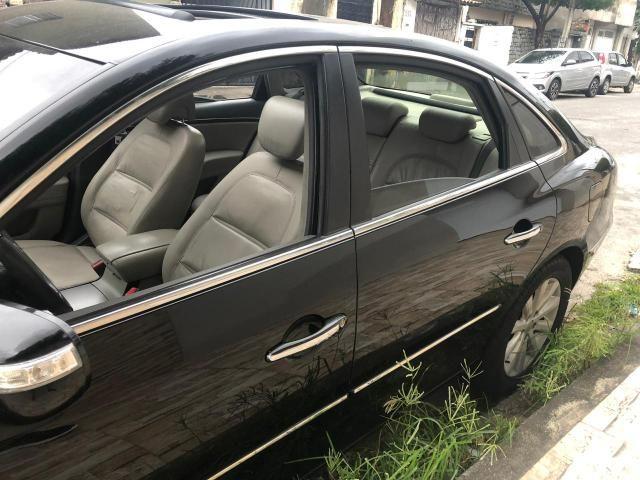 Hyundai Azera preto 08/09 - Foto 5