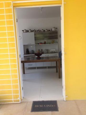 Ótima Casa Mobiliada, 3 Quartos, 15 Vagas, Forte Orange, Itamaracá, Financio, Aceito Carro - Foto 8