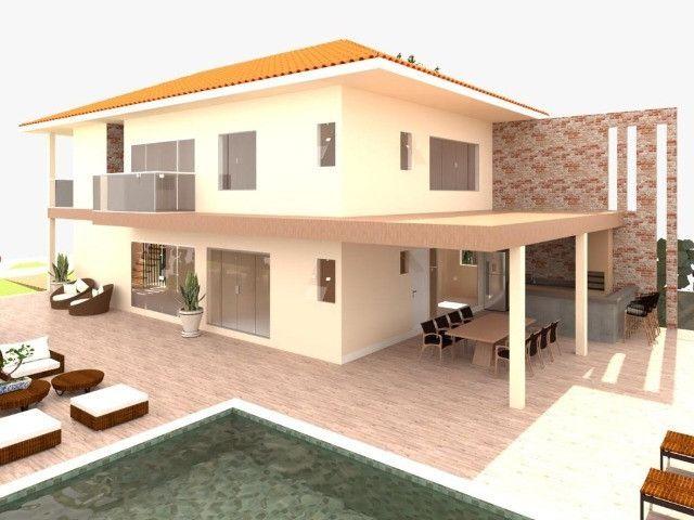 Casa com 06 suítes à venda em Gravatá em condomínio de Alto Padrão - Foto 12