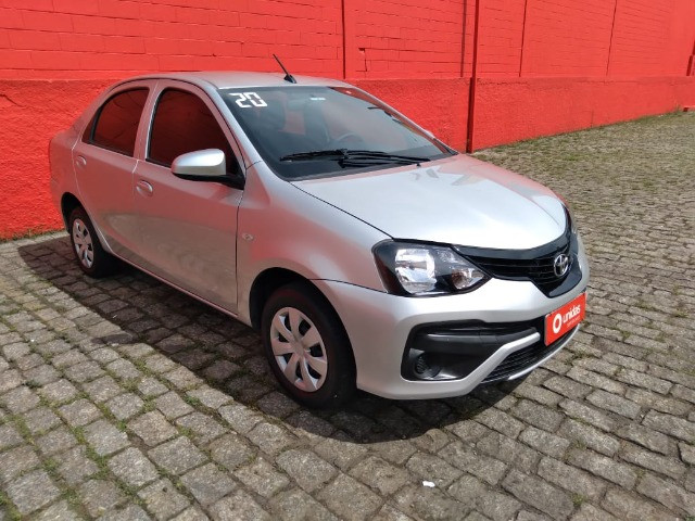 Etios 1.5 X Sedan 2020 Automático - Foto 3