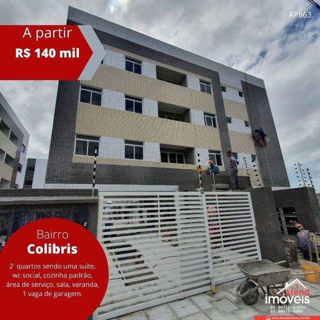 Apartamento no Colibris