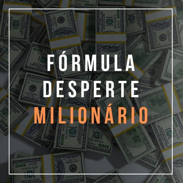 formula desperte milionario login