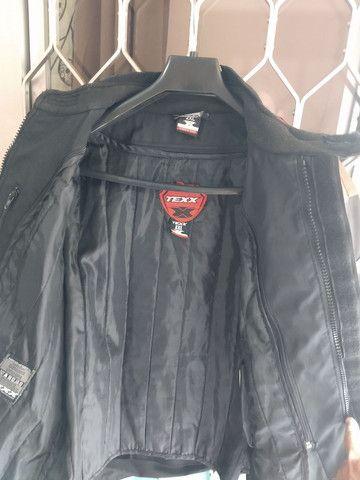 Jaqueta para motociclista TEXX - Foto 2