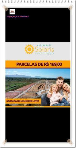 Loteamento Solaris em Itaitinga( Invista- ligue )$@#@ - Foto 4