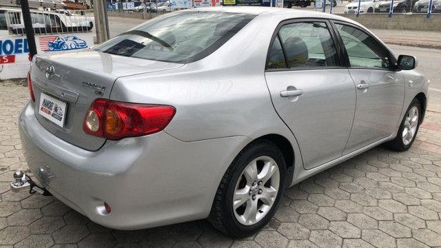 Corolla GLi 1.8 - 2010 - Prata - Foto 6