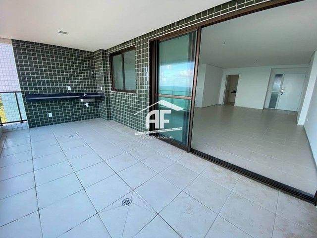 Apartamento Novo com vista total para o mar - 3/4 (2 suítes) - confira - Foto 5