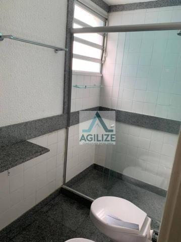 Apartamento com 3 dormitórios à venda, 146 m² por R$ 800.000,00 - Praia do Pecado - Macaé/ - Foto 6