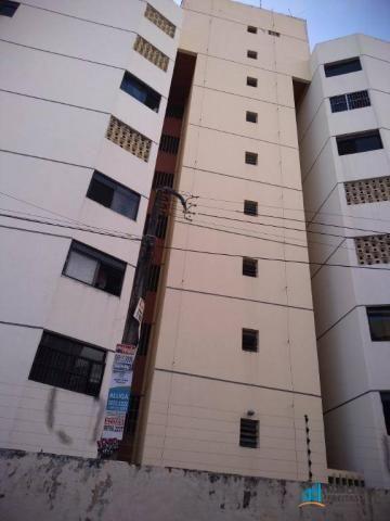 Apartamento com 3 dormitórios para alugar, 112 m² por R$ 999,00/mês - São Gerardo - Fortal - Foto 3