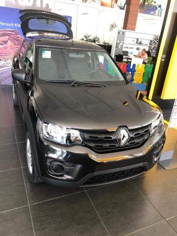 Renault Kwid Kwid Zen 1.0 12v SCe (Flex) - Foto 2