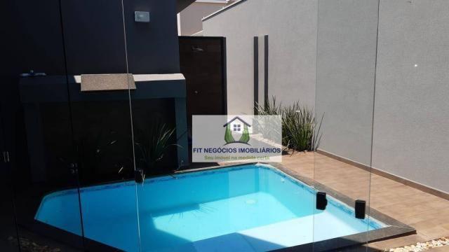 Casa de condomínio para alugar com 4 dormitórios cod:CA2369 - Foto 14