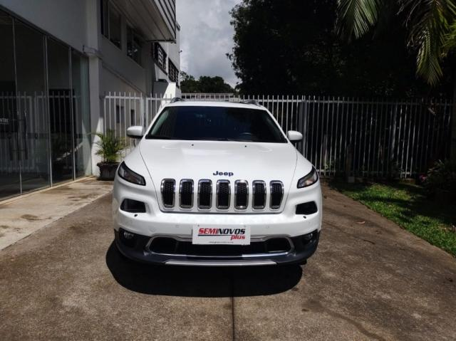 Jeep Cherokee Limited 3.2 Aut - Foto 2