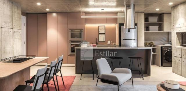 Apartamento 01 suíte e 01 vaga no Boa Vista, Curitiba - Foto 2