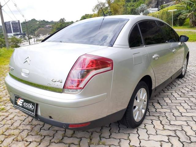 C4 2011/2012 2.0 EXCLUSIVE PALLAS 16V FLEX 4P AUTOMÁTICO - Foto 4