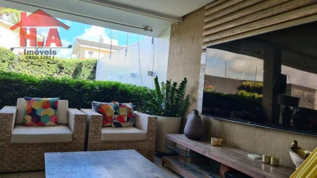 Casa com 3 dormitórios à venda por R$ 799.000 - Coité - Eusébio/CE - Foto 10