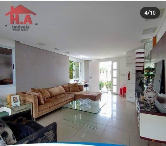 Casa com 3 dormitórios à venda por R$ 799.000 - Coité - Eusébio/CE - Foto 4