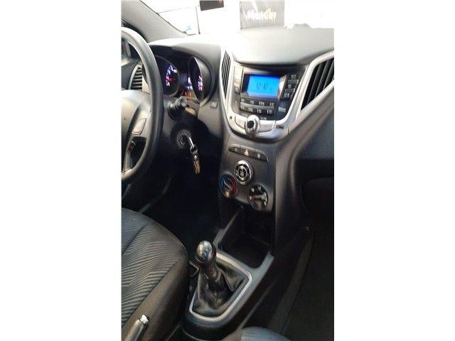 Hyundai Hb20s 2014 1.6 comfort plus 16v flex 4p manual - Foto 9