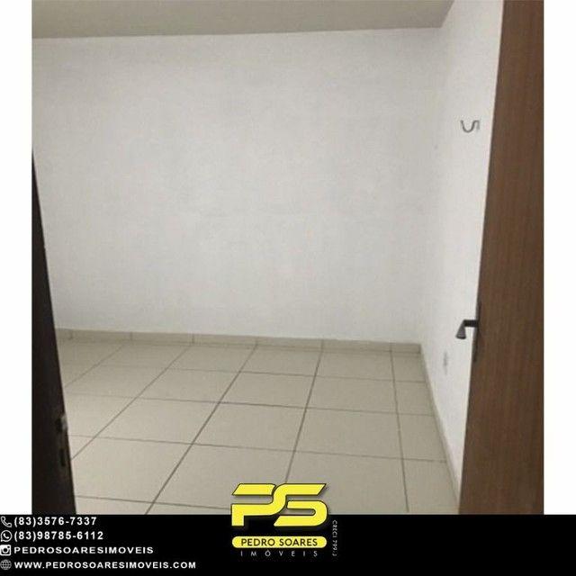 Apartamento com 3 dormitórios para alugar, 90 m² por R$ 1.700/mês - Aeroclube - João Pesso - Foto 5