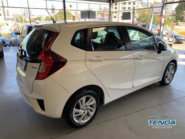 HONDA FIT 2015/2016 1.5 LX 16V FLEX 4P AUTOMÁTICO - Foto 5