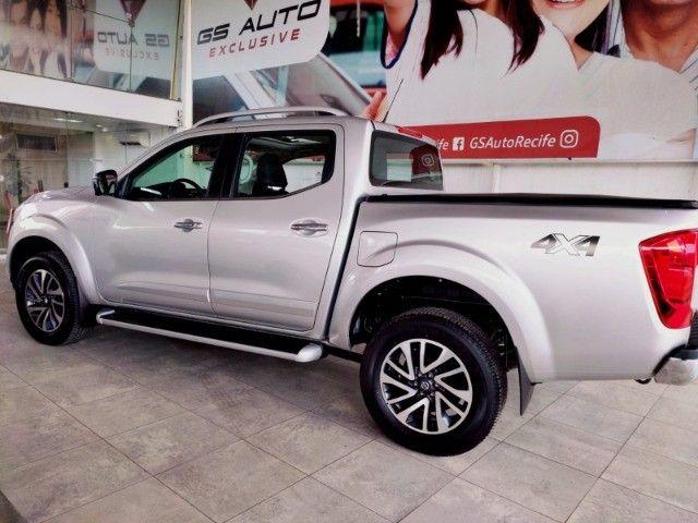 Nissan Frontier LE 2.3 Bi-Turbo Diesel 4x4 2021 - Foto 6