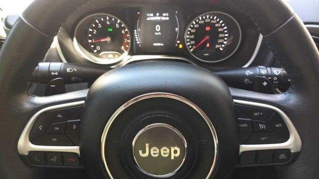 JEEP COMPASS 2.0 16V FLEX LONGITUDE AUTOMÁTICO - Foto 11